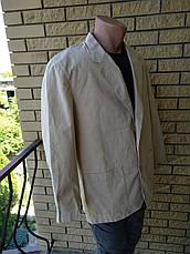 Пиджак мужской коттоновый MOBACO, фото 3