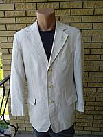 Пиджак мужской льняной CANDA