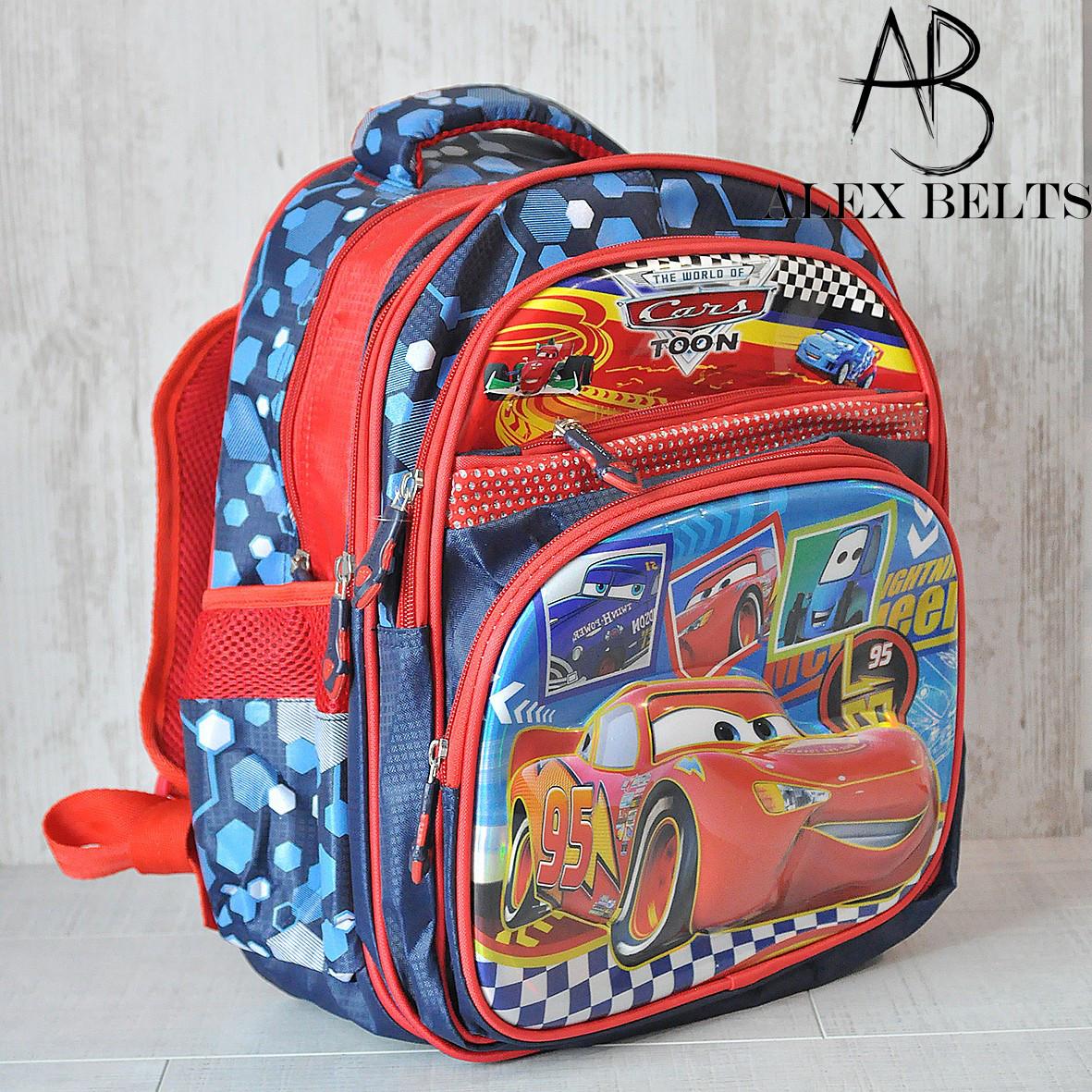 Школьный рюкзак-портфель Арт.34021  26x35х12 см-купить оптом в Одессе