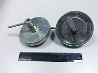 Блокиратор топливной горловины с фунцией топливной крышки анодированный