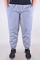 Спорт штаны мужские на флисе 96 см размер S 3