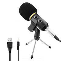 Конденсаторный микрофон ZEEPIN MK-F200TL BLACK SILVER
