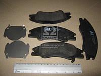 Колодка тормозная KIA CERATO передн. (производство ABS) (арт. 37492), ACHZX