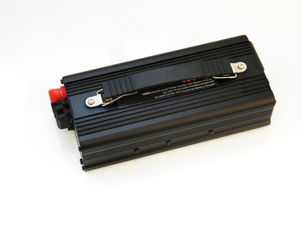 Преобразователь напряжения(инвертор) 12-220V 1000W УЦЕНКА (280609)