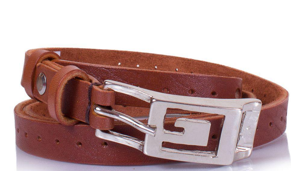 Женский ремень SVETLANA ZUBKO SVZ3D15918 натуральная кожа 1,5 см