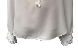 Шкільна блуза для дівчинки, фото 3