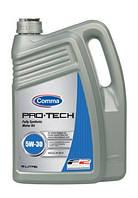 Синтетическое моторное масло Comma PROTECH  5w30 5л (1л)