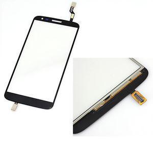 Сенсорний екран для смартфону LG G2 D802 D805, тачскрін чорний