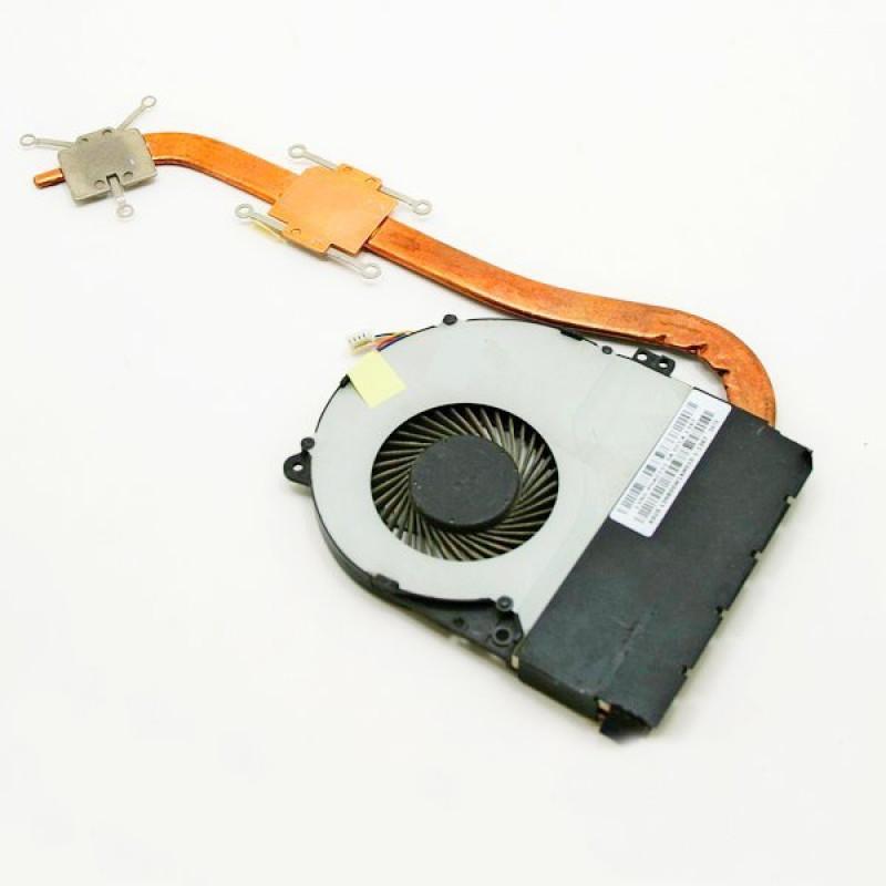 Радиатор + Вентилятор (Кулер) для ASUS X550C