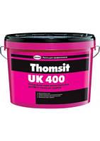 Thomsit UK 400, 14 кг универсальный водно-дисперсионный клей для ПВХ и текстильных покрытий