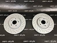 Передние тормозные диски Zimmermann Honda Accord cu2, фото 1