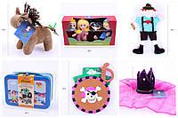 """Ручные куклы и игрушки TRULLALA """"Сделано в Германии"""""""