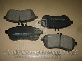 Колодка тормозная MB C-CLASS передн. (производство Cifam) (арт. 822-665-0), ADHZX