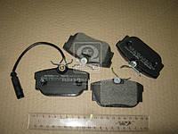 Колодка тормозная задняя (производство Cifam) (арт. 822-346-1), ADHZX