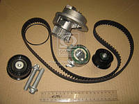 Ремкомплект грм с помпой воды OPEL VECTRA C 1.8 16V  (производство Contitech) (арт. CT975WP2), AGHZX