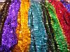 Мишура Новогодняя МЕТАЛЛ d=10см,Польша 3м, 50шт/в уп. (1 уп.) микс расцветок