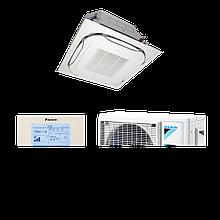 Кассетный инверторный кондиционер Daikin RXM50M9 (высокоэффективный)