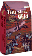 Корм для собак холистик Taste of the WILD Southwest Canyon дикий кабан, 13кг