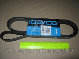 Ремень поликлиновый (производство DAYCO) (арт. 6PK2050), ABHZX