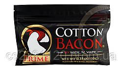 Wick'N'Vape Cotton Bacon Prime 0.35oz (10G)