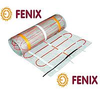 Тёплый пол электрический Fenix (Мат) 810 Вт\10.2 кв. Нагревательный мат LDTS 160 Вт\м.кв под плитку