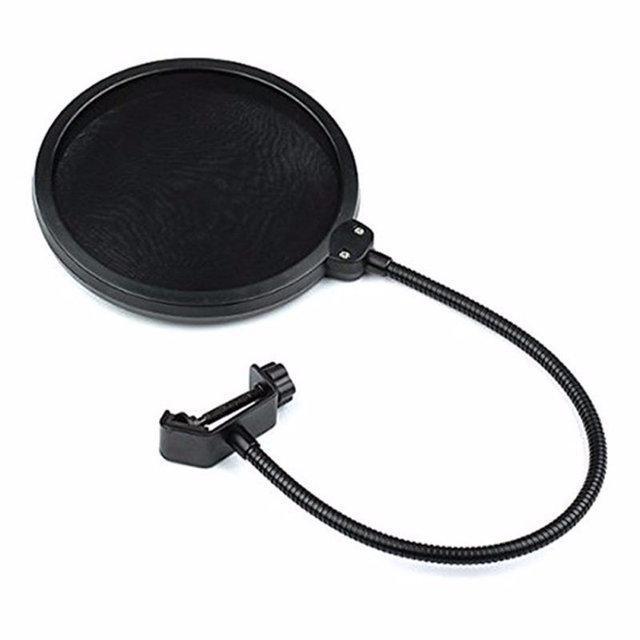 Поп-фильтр для микрофона ZEEPIN PF-20