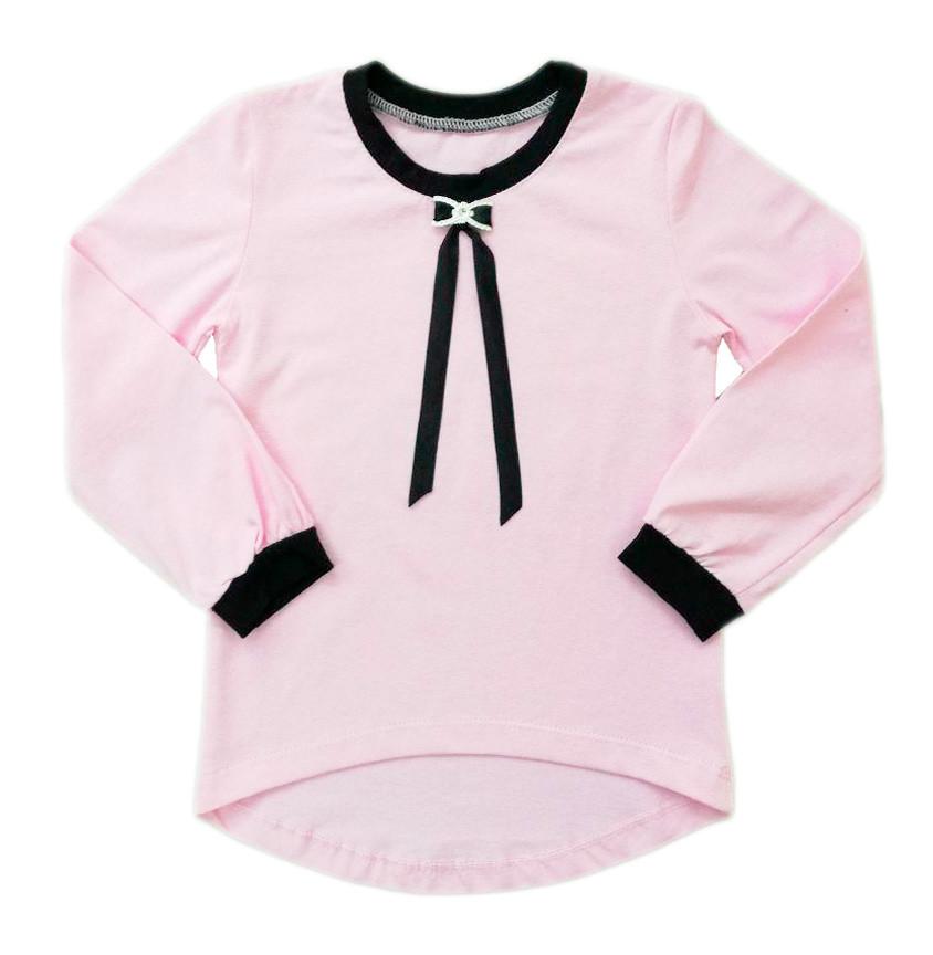 9de6d598390 Блузка школьная с длинным рукавом Элегантность 116