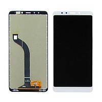 Дисплей для XIAOMI Redmi 5 с белым тачскрином