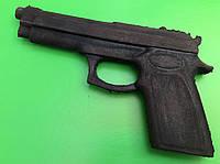Пістолет тренувальний гумовий (муляж)