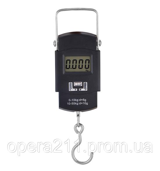 Кантер электронный подвесной (ручные весы) на 50кг / WH-A08 / YZ-603