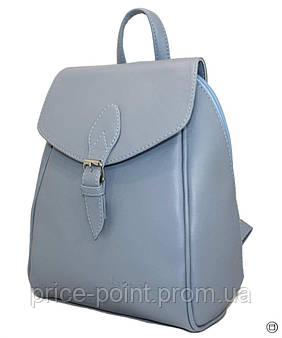 Рюкзак темно голубой 00414