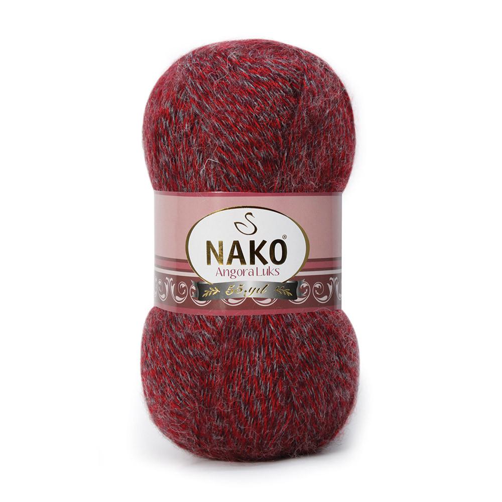 Nako Angora Luks  №21359