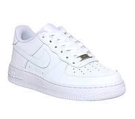 Nike Air Force All White', фото 1