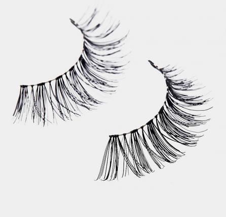 Накладные ресницы с пре-завитой основой KISS Kiss Custom Fit Lashes - High Curve, фото 2