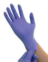 Перчатки НИТРИЛОВЫЕ смотровые нестерильные