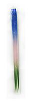 Цветные пряди на заколках №18,  50  см, фото 1