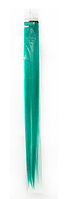 Цветные пряди на заколках №20,  50  см, фото 1