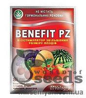 БЕНЕФИТ — биостимулятор увеличения размера плода, не содержит синтетических гормонов