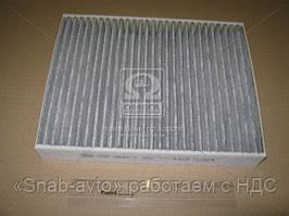 Фильтр салона Volkswagen TOUAREG II, PORSCHE CAYENNE II 10- угольный (производство MANN) (арт. CUK2847/1), ACHZX