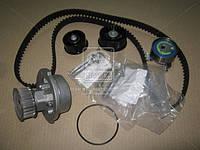 Водяной насос + комплект зубчатого ремня 1.6 16V OPEL ASTRA / CORSA / VECTRA (производство Metelli) (арт. 30-0541-2), AGHZX