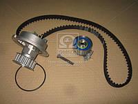 Водяной насос + комплект зубчатого ремня Chevrolet Aveo/Kalos Daewoo Kalos/Lanos 1.4 (производство Metelli) (арт. 30-0694-1), AFHZX