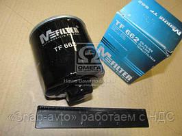 Фильтр масляный AUDI, Volkswagen (производство M-Filter) (арт. TF662), AAHZX