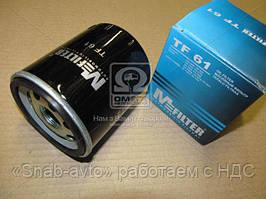 Фильтр масляный Citroen (производство M-Filter) (арт. TF61)