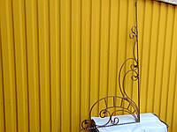 Кованый узор на двери Е-6, фото 1