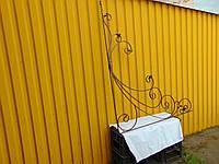 Узор кований на ворота і хвіртку (Е-3), фото 1