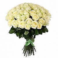 Букет из 35 белых роз, фото 1