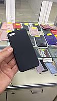 Чехол Силікон для iPhone 5/5s/Se Black
