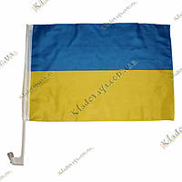 Автофлаг, флаг Украины для автомобиля, тюнинг