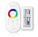 Контроллер сенсорный RGBW 24А белый (6A*4канала)