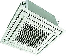 Кассетный инверторный кондиционер Daikin FFA25/RXS25 R410